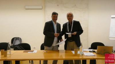 Acuerdo mutual membership entre EURAM y ACEDE